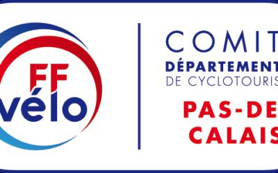 Le Procès Verbal de l'Assemblée Générale du Comité Départemental de Cyclotourisme du Pas-de-Calais.