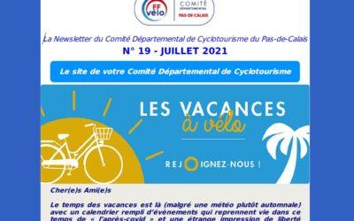 La Newsletter du Pas-de-Calais