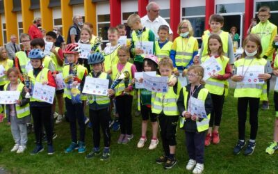 Le Concours Régional d'Education Routière en Pas-de-Calais